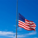 Half-Staff Flags