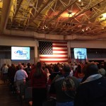 Honor Flight Movie Stage