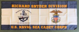Custom Nylon Parade Banner