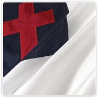 Christian Flag History