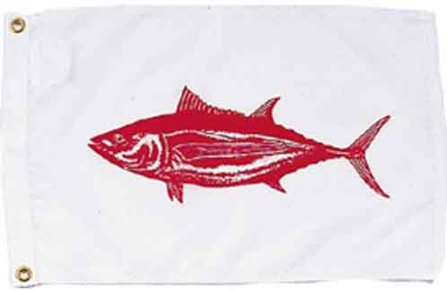 Albacore Fish Flag