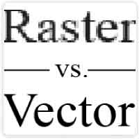 Raster vs. Vector Artwork